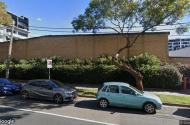 Parking space in Dalmeny Avenue