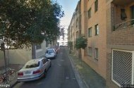 parking on Dangar Place in Chippendale
