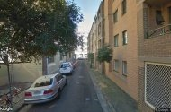 parking on Dangar Place in Chippendale NSW