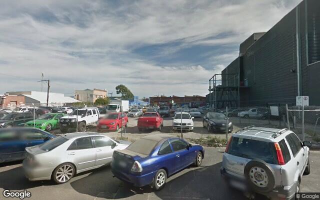 parking on David Street in Richmond