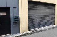 parking on Davisons Place in Melbourne VIC