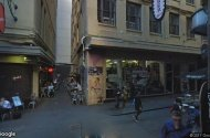 parking on Degraves Street in Melbourne