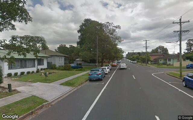 parking on Derby Street in Kingswood NSW