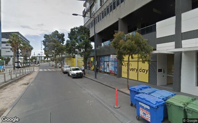parking on Docklands Drive in Docklands VIC