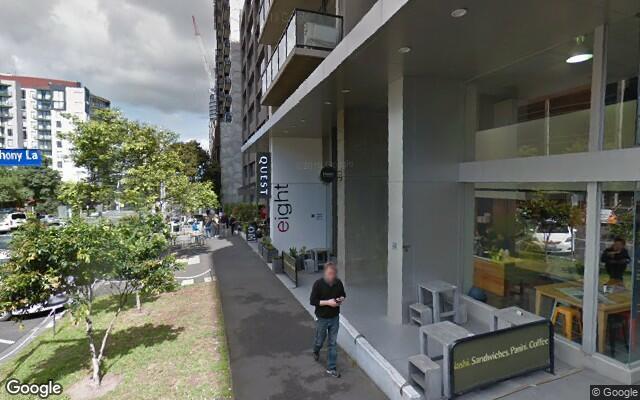 parking on Dorcas Street in Southbank