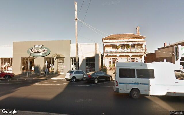 parking on Doveton Street South in Ballarat Central VIC