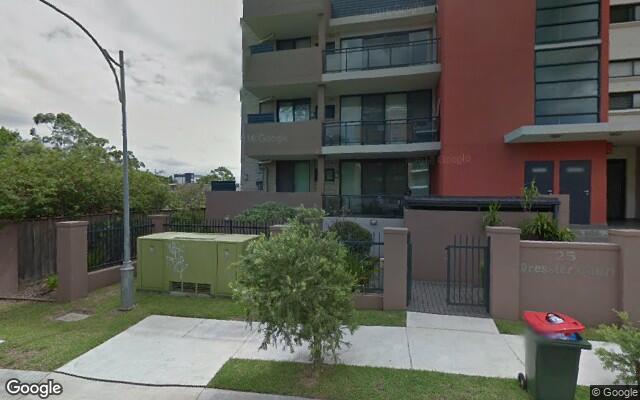 parking on Dressler Ct in Holroyd NSW 2142