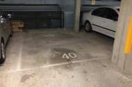 parking on Drewery Place in Melbourne VIC