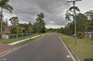 parking on Dryade Street in Regents Park QLD