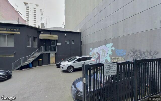 Melbourne - Secure Parking corner of La Trobe and King Street #12