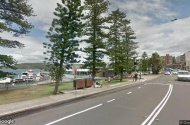 parking on East Esplanade in Manly NSW