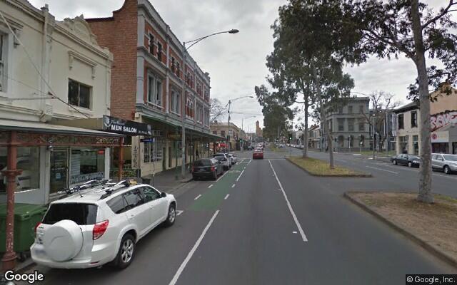 parking on Elgin St in Carlton