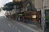 parking on Elizabeth Street in Brisbane City