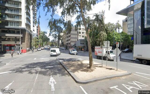 Great park in the Melbourne CBD