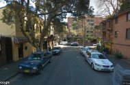 parking on Elizabeth Street in Surry Hills New South Wales