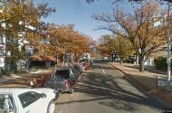 parking on Elouera Street in Braddon ACT