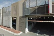 parking on Errichetti Place in Northbridge WA
