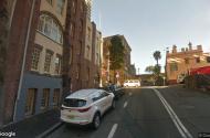 parking on Essex Street in The Rocks NSW