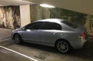 Parking Photo: Figtree Lane  Woollahra NSW  Australia, 30823, 105481