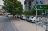 parking on Flinders Street in Docklands VIC