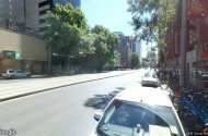 parking on Flinders Street in Melbourne VIC 3000