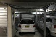 parking on Flood Street in Bondi Junction