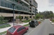 parking on Footbridge Boulevard in Wentworth Point NSW