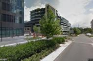 parking on Footbridge Boulevard in Wentworth Point