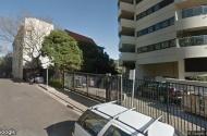parking on Forbes St in Darlinghurst NSW