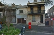 parking on Forbes Street in Darlinghurst