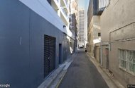 parking on Forbes Street in Woolloomooloo New South Wales