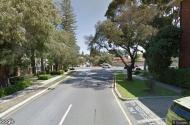 parking on Forrest Street in Peppermint Grove Western Australia