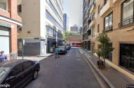 parking on Foster Street in Surry Hills New South Wales