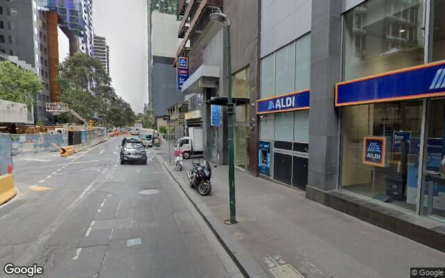 Car park close to Uni and Melbourne Central