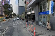 parking on Franklin Street in Melbourne Victoria
