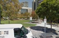 parking on Geographe Street in Docklands