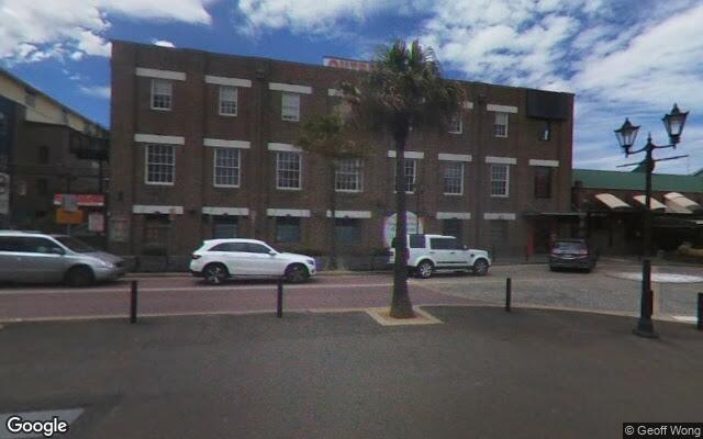 parking on George St in North Strathfield NSW 2137