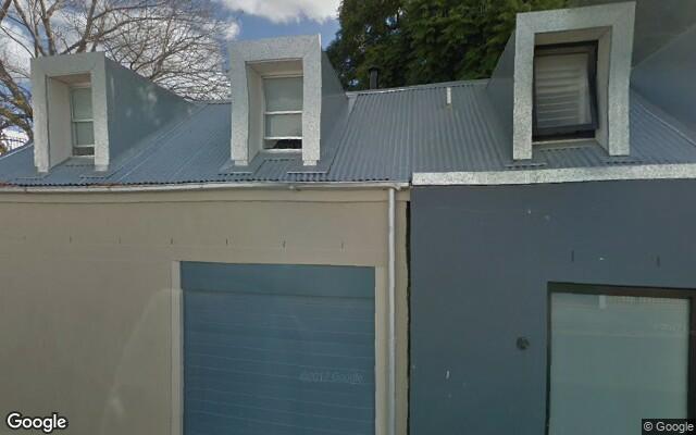 parking on George Street in Erskineville NSW