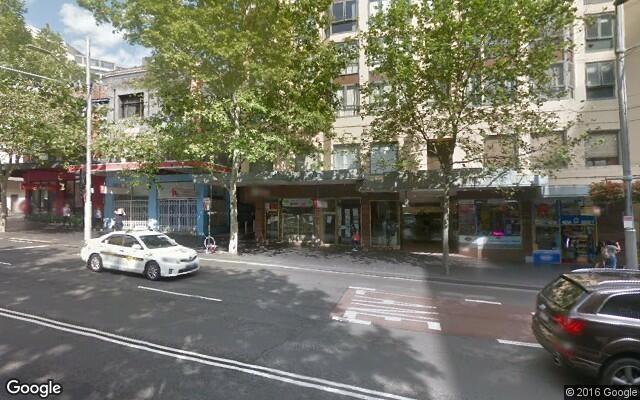 parking on George Street in Haymarket