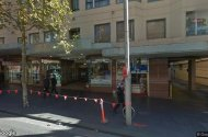 parking on George Street in Haymarket NSW