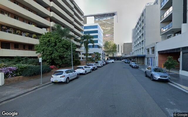 Parramatta - Secure Underground CBD Parking near Train Station