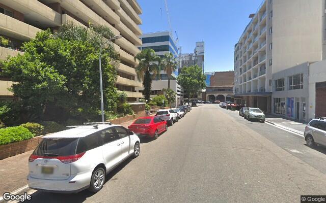 Parramatta - Undercover Parking Near Train Station