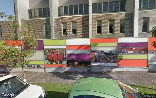 parking on George Street in Redfern