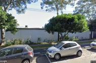 parking on George Street in Waterloo New South Wales