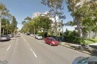 parking on Gerard St in Cremorne NSW 2090