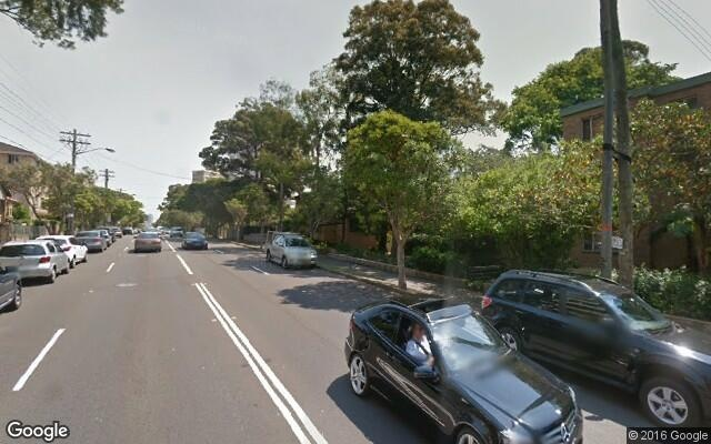 parking on Gerard Street in Cremorne