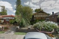 parking on Gloucester Avenue in Burwood NSW