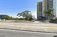 parking on Gold Coast Highway in Surfers Paradise Queensland