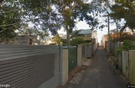 parking on Goodlet Street in Surry Hills New South Wales