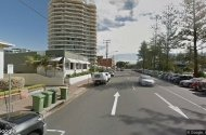 parking on Goodwin Terrace in Burleigh Heads QLD 4220